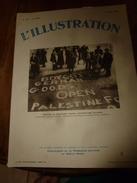 1933 L'ILLUSTRATION:Reichswehr Au Lustgatten; Atar,Tindouf,Akka,Bou Akba,Nomades De Chinguetti;Gros-Bois-en-Montagne;etc - Zeitungen