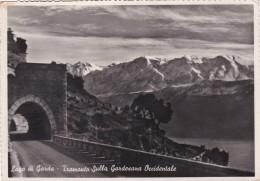 Lago Di Garda - Tramonto Sulla Gardesana Occidentale (1642) - Brescia