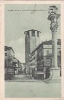 Udine - Via Della Posta Da Piazza Vittorio Emanuele (872) - Udine