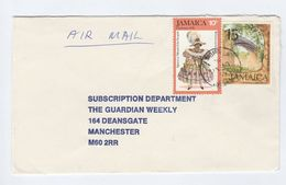 1977 JAMAICA COVER Stamps CHRISTMAS COSTUME To GB - Jamaique (1962-...)