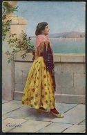 1908 Spain Sevilla Cordoba Beauty Postcard - Madrid - 1889-1931 Kingdom: Alphonse XIII