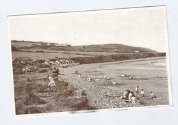 Old Postcard  POPPIT SANDS  Wales - Pembrokeshire
