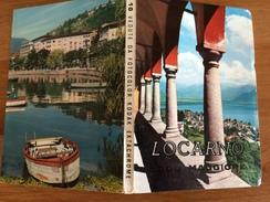LOCARNO - Lago Maggiore - 10 Vedute Da Fotocolor Kodak Ektachrome - Photographie