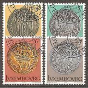 Luxemburg 1980 // Mi. 1003/1006 O (001..216) - Luxembourg