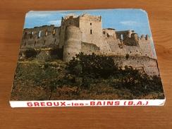GREOUX - Les - BAINS ( B.A. ) *  10 Colorfotos - Photographie