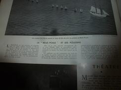 1938 L'ILLUSTRATION:La BELLE-POULE De L'école Navale De Brest ;Epaves Guerre 14-18;TAHITI ; Argentine; Nigéria ;etc - Zeitungen