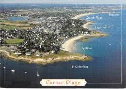 ** Lot De 8 Cartes ** 56 - CARNAC : Vue Diverses  - CPSM CPM -  Morbihan - Carnac