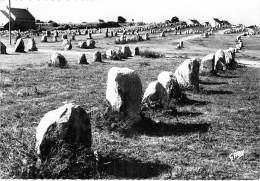 ** Lot De 2 Cartes ** 56 - CARNAC : Alignement De Menhirs De Carnac  - 2 Jolies CPSM Dentelées GF -  Morbihan - Carnac