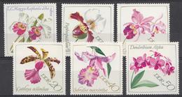 Allemagne DDR 1968  Mi.nr.: 1420-1425 Orchideen  Neuf Sans Charniere /MNH / Postfris - Neufs