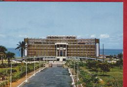 MONROVIA EXECUTIVE MANSION LIBERIA POSTCARD UNUSED - Liberia