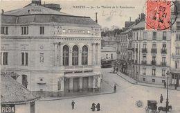 NANTES  - Le Theatre De La Renaissance - Nantes