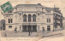 NANTES  - Theatre De La Renaissance - Nantes