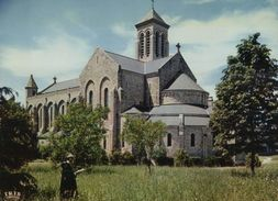 81  DOURGNE  ..- L Eglise Vue De L Abside - Dourgne