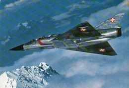 (44) CPSM Mirage   Suisse  (bonne Etat) - 1946-....: Moderne