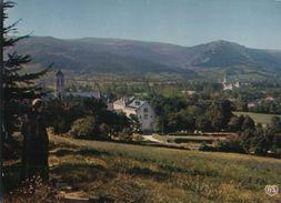 81  DOURGNE  .-. Le Monastere Et La Montagne Noire - Dourgne