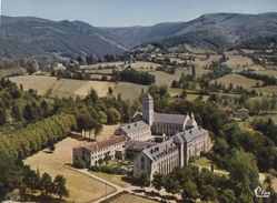 81  DOURGNE  .-. Abbaye St Benoit Et La Montagne Noire - Dourgne