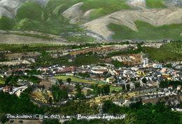 Vinchiaturo (Campobasso) - Panorama Da Levante - Viaggiata 1971 (acquerellata) - Campobasso