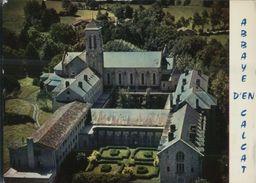 81  DOURGNE  .-. Abbaye D En Calcat - Dourgne
