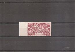 Saint-Pierre Et Miquelon -Victoire ( PA 11 Non Dentelé XXX -MNH) - Unused Stamps