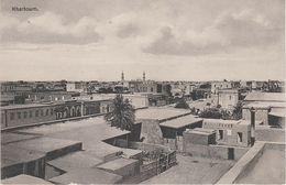 CPA - AK Khartoum Khartum Al - Chartum Moschee Mosque Mosquée ? Cité Old Town Sudan Soudan Afrika Africa Afrique - Sudan