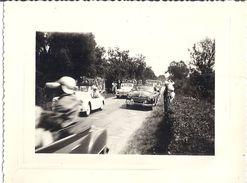 TOUR DE FRANCE 1955   AUTOMOBILES  8X11CM - Sports