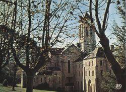 81  DOURGNE  .-. Abbaye St Benoit D En Calcat Vue De L Est - Dourgne