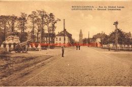 Generaal Lemanstraat - Leopoldsburg - Leopoldsburg