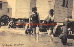 1920 Nos Baigneuses - Our Bathers - Oostende - Oostende