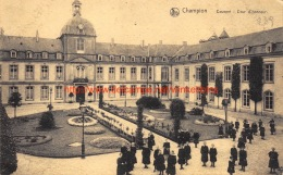 1921 Cour D'Honneur - Couvent - Champion - Hamois
