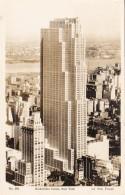 New York City Rockefeller Center Real Photo - Other