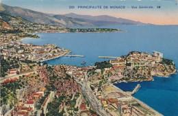 Monaco Vue Generale - Monaco