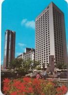 Venezuela Caracas Hotel Hilton con Parque Central