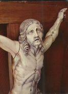 81  DOURGNE  .-. Abbaye D En Calcat - Christ En Ivoire - Dourgne