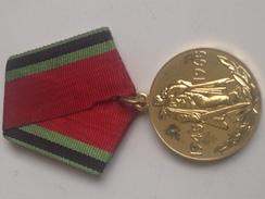 Medalla 1945-1965. 20 Aniversario 2ª Guerra Mundial. URSS. Rusia. Comunista - Rusia