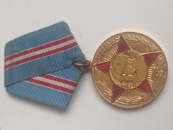Medalla 1918-1968. 50 Aniversario Fuerzas Armadas. URSS. Rusia Comunista - Rusia