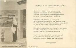 Appel à Sainte-Geneviève - Santi