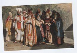 1922 Oberammergau Passionsspiele Passion Play Germany Religion Theatre Postcard - Oberammergau