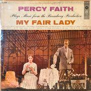 LP Estadounidense De Percy Faith Y Su Orquesta Año 1956 - Instrumental