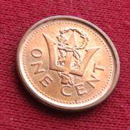 Barbados 1 Cent 2009 KM# 10b Barbades Barbade - Barbades
