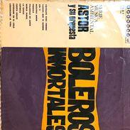 LP Argentino De Astor Y Su Orquesta Año 1967 - Instrumental