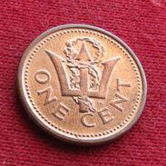 Barbados 1 Cent 2004 KM# 10a Barbades Barbade - Barbades