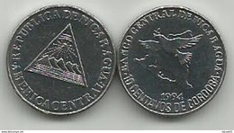 Nicaragua 10 Centavos 1994. UNC KM#81 - Nicaragua
