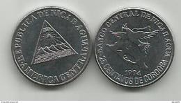 Nicaragua 25 Centavos 1994. UNC KM#82 - Nicaragua