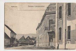 Hungary, Udvozlet Csikszeredabol Novelty Pull Out Postcard, B248 - Ansichtskarten