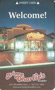 Arizona Charlie's Casino - Boulder, NV - Hotel Room Key Card - Cartes D'hotel