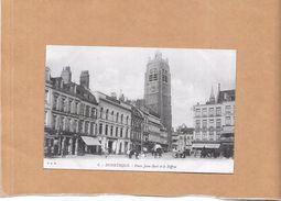 DUNKERQUE - 59 - Place Jean Bart Et Le Beffroi - LYO86 - - Dunkerque