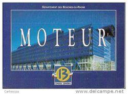 Departement Des Bouches Du Rhone Moteur  Conseil General  CPM Ou CPSM - Francia