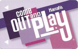 Harrah's Casino - Tunica, MS - Hotel Room Key Card - Hotel Keycards