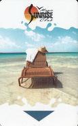 Magic Sunrise Club - Fattal - Israel - Hotel Room Key Card - Hotel Keycards