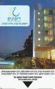 Israel Hotel Room Key Card - Hotel Keycards